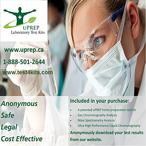 uPREP/CBScientific/Test4Kits.com provides an anonymous, safe, legal and cost effective method to get your medi-cine tested within a gold standard laboratory facility. Our state of the art Laboratory offers you Gas Chromatography, Mass Spectrometry and Ultra High Performance Liquid Chromatography testing at a fraction of the cost.